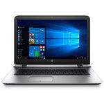 """Intel Core i5-6200U 4 Go 500 Go 17.3"""" LED Full HD AMD Radeon R7 M340 Graveur DVD Wi-Fi AC/Bluetooth Webcam Windows 7 Professionnel 64 bits + Windows 10 Professionnel 64 bits"""