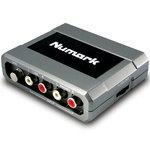 Interface audio USB avec entrées LINE + Phono RCA / sortie audio stéréo
