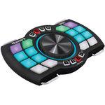 Contrôleur DJ MIDI sans fil avec 16 pads rétro-éclairés avec détecteur de mouvement