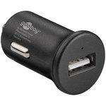 Chargeur allume-cigare USB universel et compact (compatible tablette, smartphone...) avec charge rapide Qualcomm QC3.0