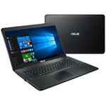 "Intel Core i3-5005U 4 Go 1 To 17.3"" LED Graveur DVD Wi-Fi N/Bluetooth Webcam Windows 10 Famille 64 bits - Bonne affaire (article utilisé, garantie 2 mois"