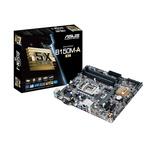 Carte mère Micro ATX Socket 1151 Intel B150 Express - SATA 6Gb/s - M.2 - DDR4 - USB 3.0 - 1x PCI-Express 3.0 16x