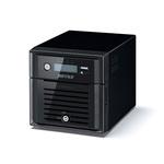 Serveur NAS 2 baies avec 2 disques durs de 2 To - Bonne affaire (article utilisé, garantie 2 mois