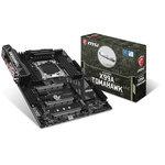 Carte mère ATX Socket 2011-3 Intel X99 Express - DDR4 - SATA 6Gb/s - M.2 - U.2 - USB 3.0 - USB 3.1 - 3x PCI-Express 3.0 16x - 2x LAN