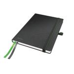 Cahier avec couverture rigide A5 160 pages petits carreaux