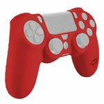 Coque en silicone pour manette PS4