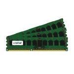 Kit Tri Channel RAM DDR3 PC3-12800 - CT4G3ERSLS8160B (garantie à vie par Crucial)