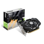 4096 Mo DVI/HDMI/DisplayPort - PCI Express (NVIDIA GeForce avec CUDA GTX 1050 Ti)