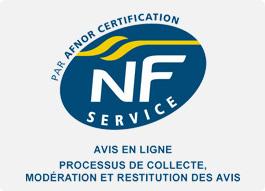 NF SERVICE : Avis en ligne