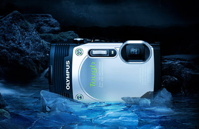Olympus tg 850 argent appareil photo num rique olympus for Appareil photo ecran 180