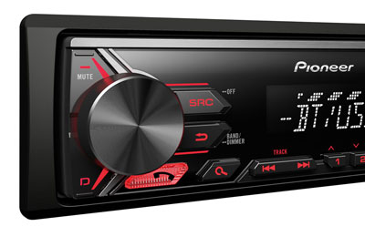 pioneer mvh 390bt achat autoradio pioneer pour professionnels sur. Black Bedroom Furniture Sets. Home Design Ideas