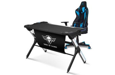 Spirit of gamer headquarter 500 meuble ordinateur spirit of gamer