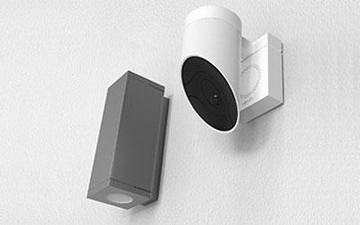 somfy outdoor camera cam ra ip somfy sur. Black Bedroom Furniture Sets. Home Design Ideas