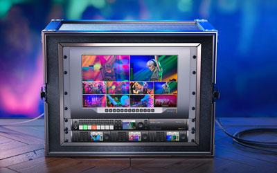 Blackmagic Design Hyperdeck Studio Mini Carte D Acquisition Blackmagic Design Sur Ldlc Com