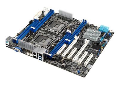 carte mere double processeur ASUS Z10PA D8 (90SB03X1 M0UAY0)   Achat Carte mère ASUS pour