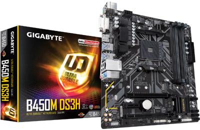 AMD Gigabyte B450M-DS3H 1 optimark