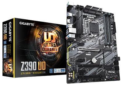 Gigabyte Z390 UD - Carte mère Gigabyte sur LDLC com