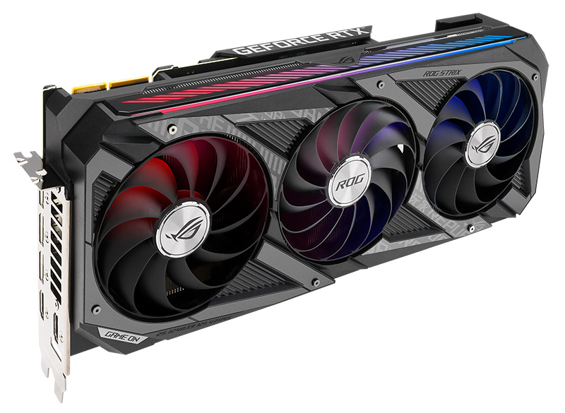 ASUS ROG STRIX GeForce RTX 3060 O12G GAMING