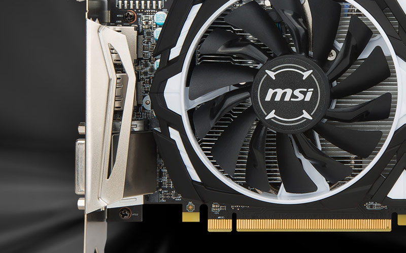 MSI RADEON RX 570 ARMOR 4G OC 2 optimark