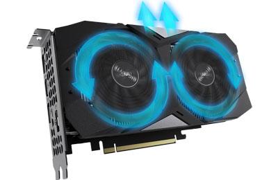 Gigabyte GeForce GTX 1650 WINDFORCE OC 4G 1 optimark