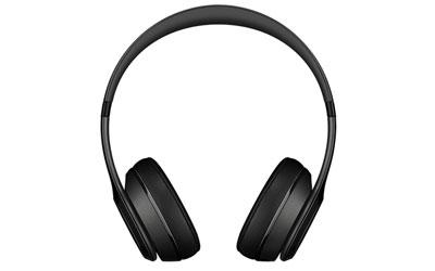 Dessin Casque Audio beats solo 2 noir - casque beatsdr. dre sur ldlc