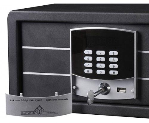 hartmann tresore coffre fort hs 458 01 coffre et armoire hartmann tresore sur. Black Bedroom Furniture Sets. Home Design Ideas