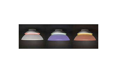 Philips hue beyond plafonnier ampoule connectée philips sur ldlc