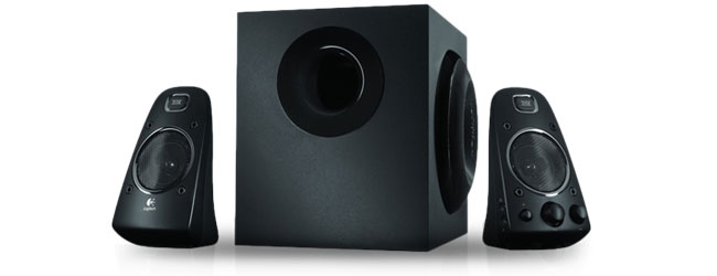 logitech speaker z623 k400 enceinte pc logitech sur. Black Bedroom Furniture Sets. Home Design Ideas