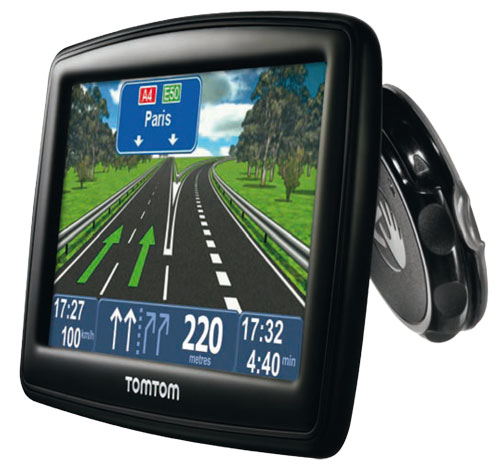 tomtom xl europe classic series 23 pays gps tomtom sur. Black Bedroom Furniture Sets. Home Design Ideas