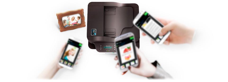 samsung xpress sl c460fw imprimante multifonction samsung sur. Black Bedroom Furniture Sets. Home Design Ideas