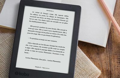 kobo aura edition 2 kobo sleepcover noir aura edition 2 liseuse ebook kobo sur. Black Bedroom Furniture Sets. Home Design Ideas