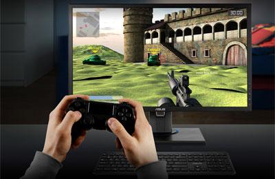 écran gaming asus vg258q
