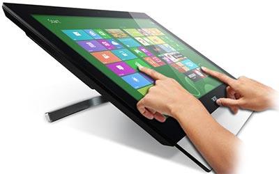 Acer 23 led tactile t232hlabmjjz touch um vt2ee a01 for Guide achat moniteur pc