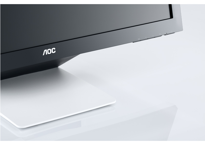 Aoc 21 5 led e2262vwh bk ecran pc aoc sur for Configurer ecran pc