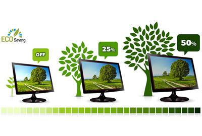 Samsung 21 5 led s22d300hy ls22d300hy en achat for Guide achat moniteur pc