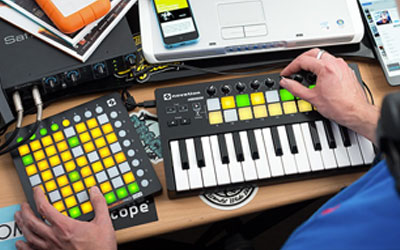 novation launchpad mini mk2 0815301000440 achat mao musique assist e par ordinateur. Black Bedroom Furniture Sets. Home Design Ideas