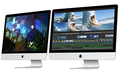 Apple plus désiré que dell sur les ordinateurs de bureau