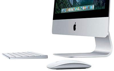 apple imac 21 5 pouces mk442fn a achat ordinateur de bureau apple apple pour professionnels. Black Bedroom Furniture Sets. Home Design Ideas