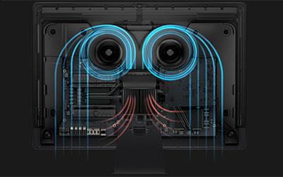 Apple imac pro avec cran retina 5k mq2y2fn a for Ecran pc 5k