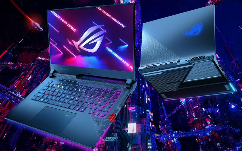 ASUS ROG STRIX SCAR 15 G533QR-HQ032T - PC portable ASUS sur LDLC.com