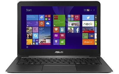 ASUS Zenbook UX305CA FB038R UK Noir (clavier QWERTY, anglais