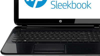hp pavilion touchsmart sleekbook 15 b146ef pc portable hp sur. Black Bedroom Furniture Sets. Home Design Ideas