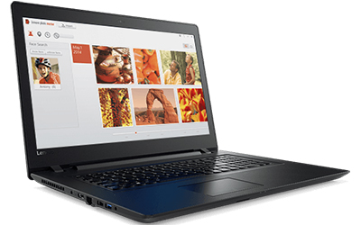 lenovo ideapad 110 17acl 80um0031fr pc portable lenovo sur. Black Bedroom Furniture Sets. Home Design Ideas