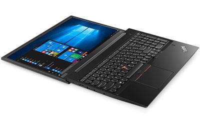 Lenovo ThinkPad E580 (20KS001JFR) - PC portable Lenovo sur