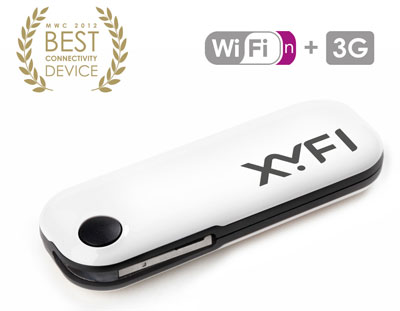 xyfi wifi en voiture modem routeur xyfi sur. Black Bedroom Furniture Sets. Home Design Ideas