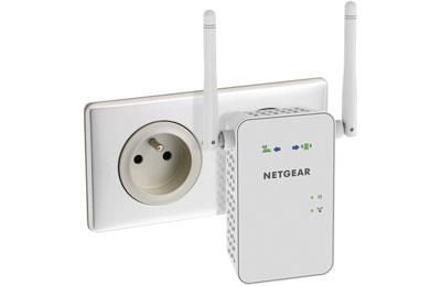 Netgear ex6100 r p teur wi fi netgear sur for Repeteur wifi exterieur netgear