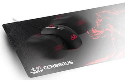 ASUS Cerberus Fortus 5 optimark