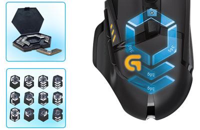 Logitech G502 Proteus Spectrum RGB - Souris PC Logitech sur LDLC com