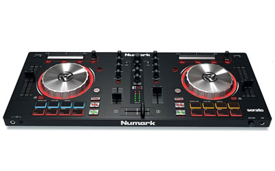 Numark orbit table de mixage numark sur - Table de mixage virtuel gratuit en francais ...