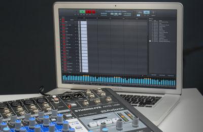 Presonus studiolive ar8 usb 0673454004308 achat carte - Table de mixage professionnelle studio ...